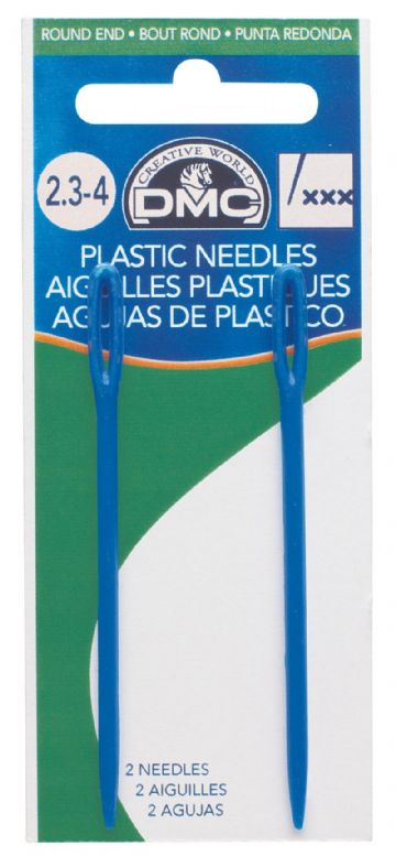 Plastic Needles from DMC -Pack of 2
